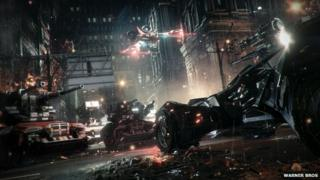 Batman's developers unveiled new screenshots of the delayed game
