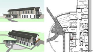 Planned Peatland Partnership field centre