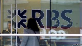 RBS branch London