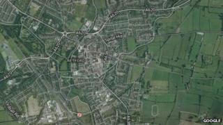 Retford in Nottinghamshire