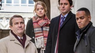 Cast of Law & Order: UK
