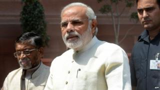 Mr Modi is likely to meet US President Barack Obama in September, reports say