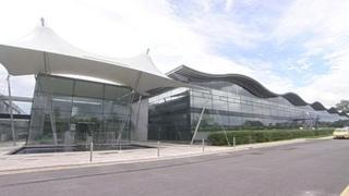 Dyson's headquarters in Malmsbury