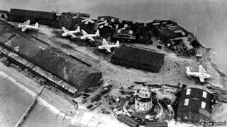 Calshot 1946