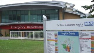 Princess Alexandra Hospital
