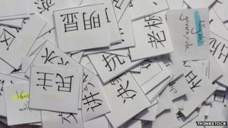 Mandarin letters