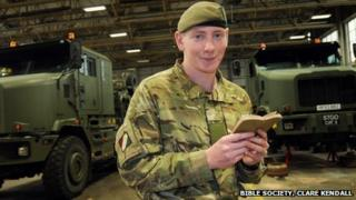 Pte Curtis Welsby