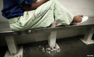 Los Angeles County Women's jail in Lynwood