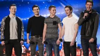 Collabro win Britain's Got Talent