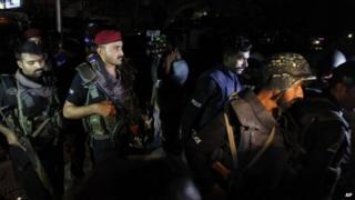 Gunmen kill 13 at Karachi's Jinnah International Airport