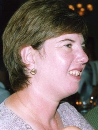 Det Con Sharon Garrett