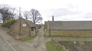 Gowkshill Farm in Gorebridge