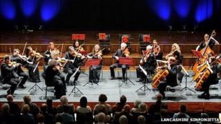 The Lancashire Sinfonietta