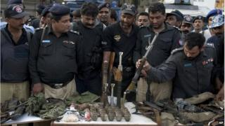 Taliban claim deadly attack on Karachi airport
