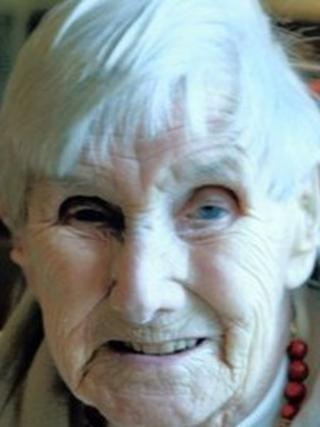Gertrude Donaldson