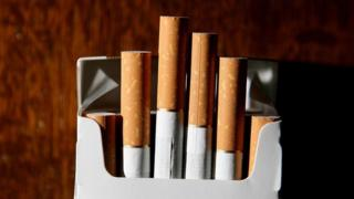 Cigarette packaging: Republic of Ireland bid to ban branded tobacco