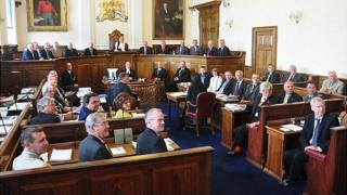 Guernsey States meeting