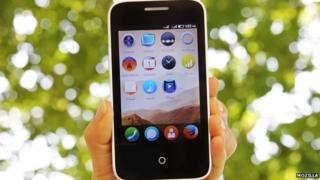 Mozilla to sell '$25' Firefox OS smartphones in India