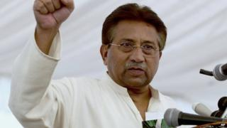 File photo: Pervez Musharraf