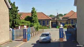 Castle Community College entrance