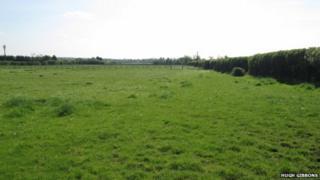 Former site of RAF Winkfield