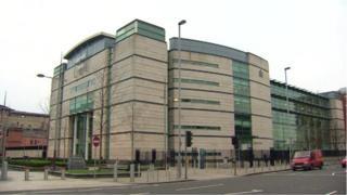Belfast Magistrates Court at Laganside