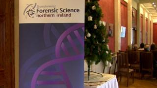 Forensic Science Northern Ireland event at Stormont