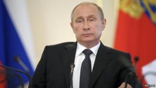 Ukraine crisis: EU invites Moscow to talks on Kiev pact