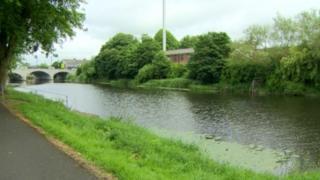 river bann, portadown