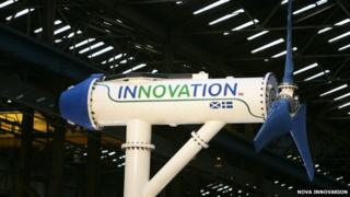 Nova turbine
