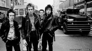The Clash in Belfast
