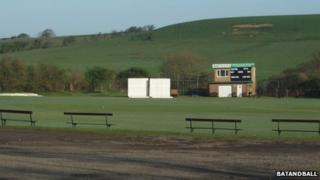 Church and Oswaldtwistle Cricket Club