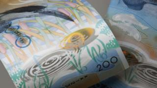 Polymer banknotes
