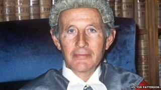 Lord Justice Gibson was the most senior member of the judiciary killed during the Troubles