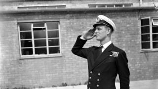 Prince Philip in 1947