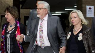 Rolf Harris trial: Jury starts deliberations
