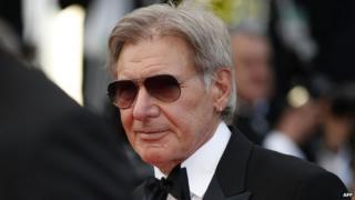 Harrison Ford broke left leg in accident, publicist confirms