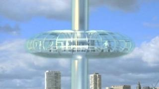 i360 Tower (artist's impression)