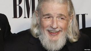 Songwriter Gerry Goffin poses at the BMI's 60th annual Pop Music Awards n Beverly Hills, California 15 May 2012