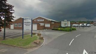 Coleshill Industrial Estate