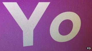 Yo app logo