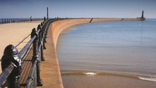Sunderland's Roker Pier