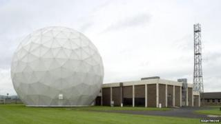 Golf ball satellite