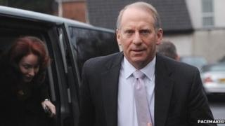 Richard Haass and Meghan O'Sullivan chaired the talks last year
