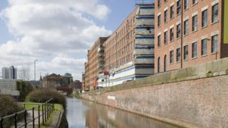 Murrays' Mill in Ancoats