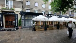 The Sowa i Przyjaciele restaurant in Warsaw, 20 June