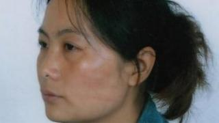 Picture of Li Yan, provided by Amnesty International.