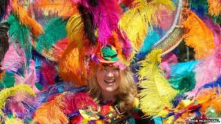 Edinburgh Festival Carnival