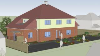 Didcot children's homes plans