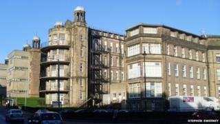 The Victoria Infirmary
